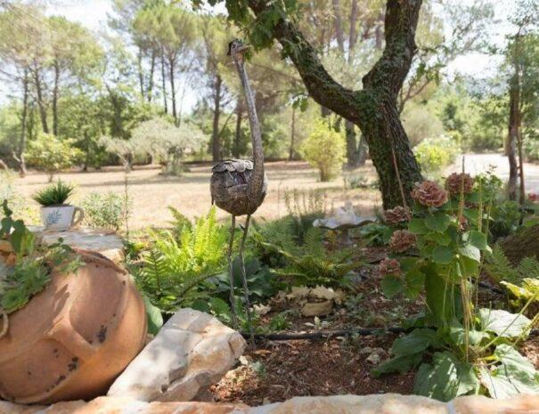 jardins chambre d'hote provence verte