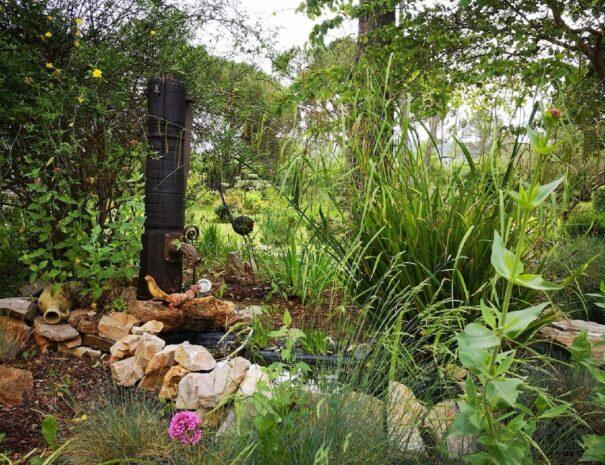 jardin location de vacances provence verte